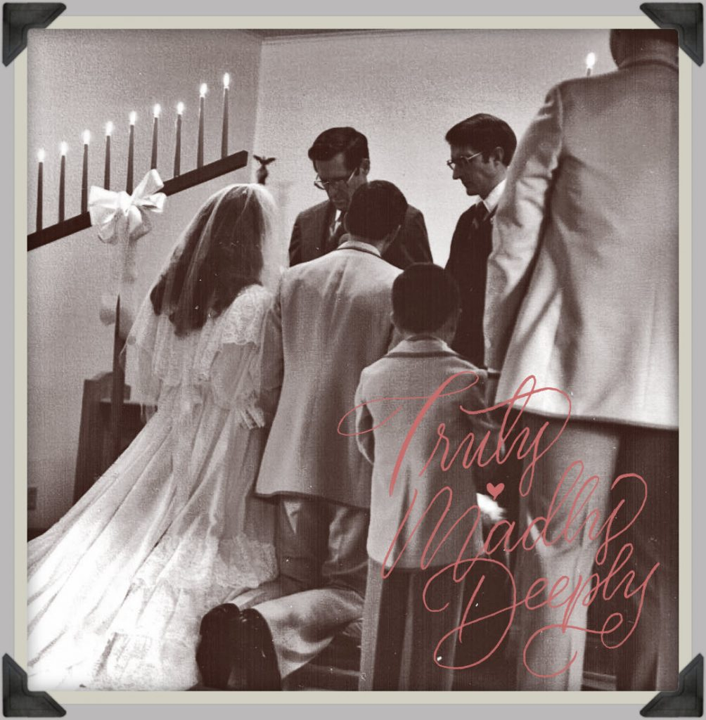 The Wedding Prayer