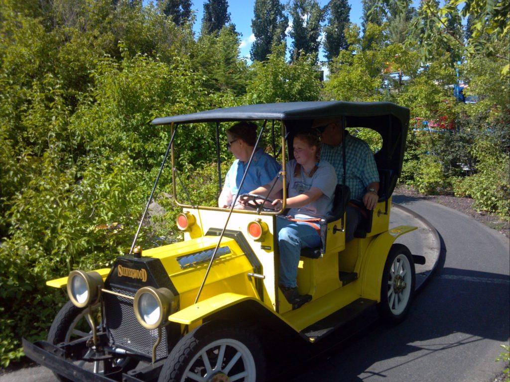 Silverwood Antique Cars