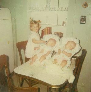 1967 karla, naomi, dorcas