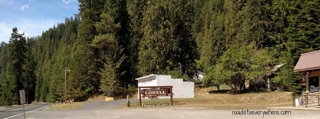 Lowell, Idaho