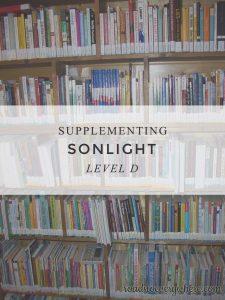 Links for supplementing Sonlight Level D