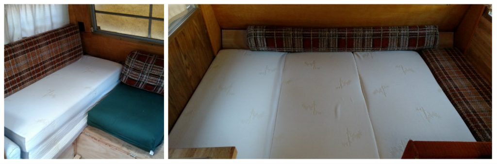 trailer-bed