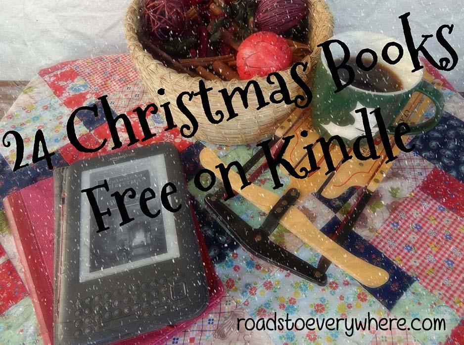 Christmas books free on Kindle