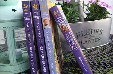 Love Inspired books