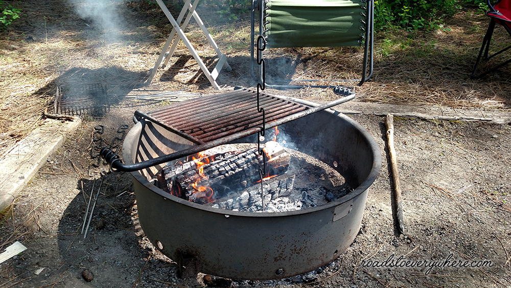 campfire charcoal