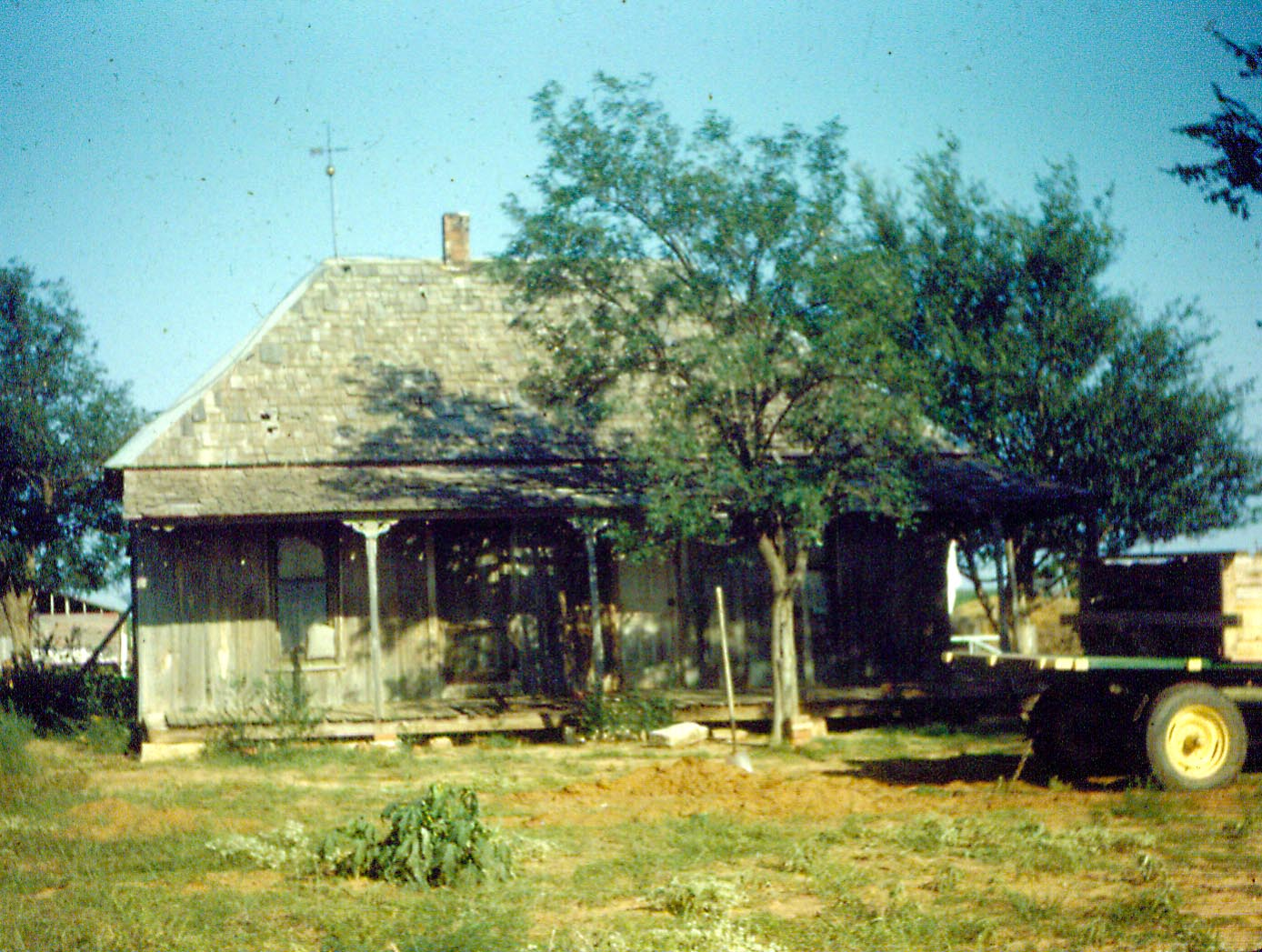 The Old House, circa 1950