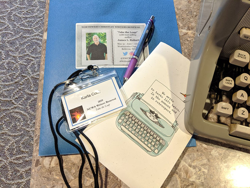 Northwest Christian Writers Renewal 2019
