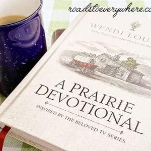A Prairie Devotional by Wendi Lou Lee