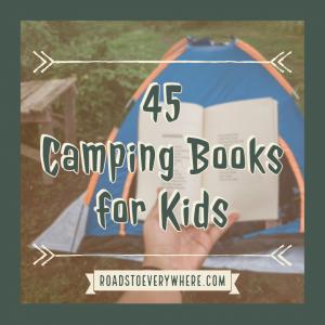 Camping Books for Kids header