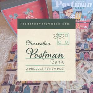 postman observation game header
